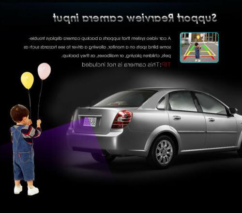 Double Car Stereo DVD MP3 Bluetooth Radio