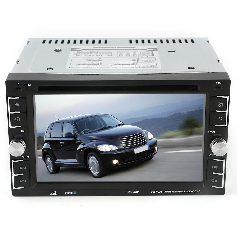 "6.2"" Car Stereo DVD Player"