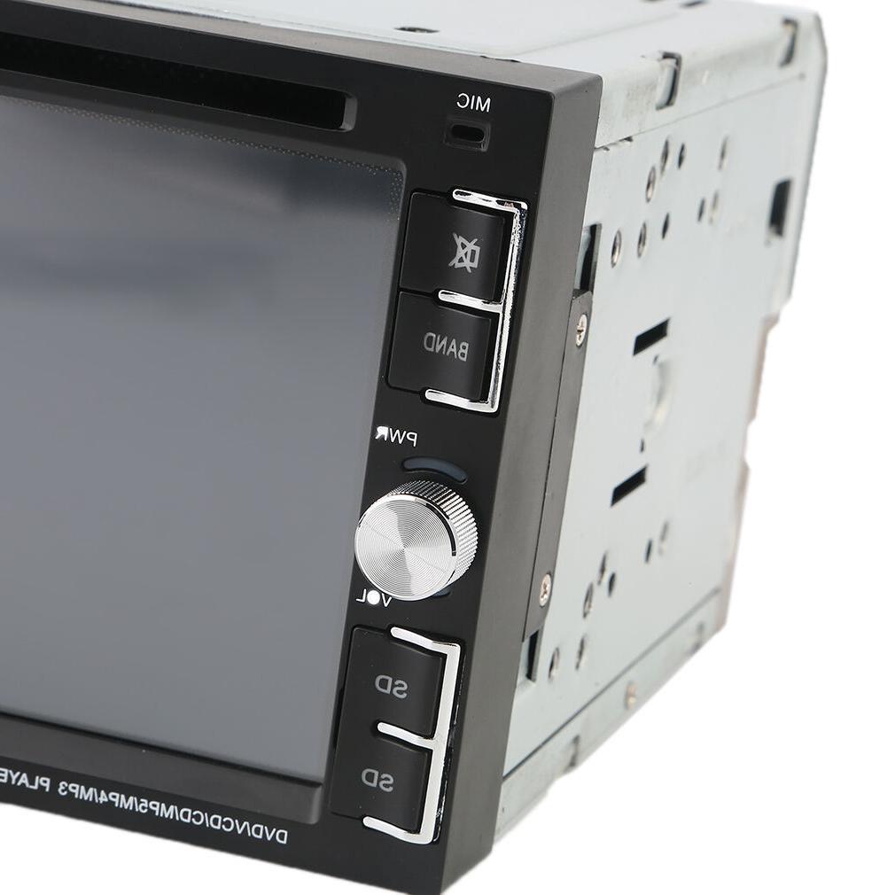 "6.2"" Car DVD Player Radio+CAMERA"