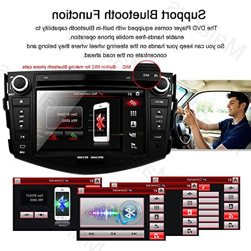 Double Din Car Stereo Toyota Head indash GPS SD Steering Control
