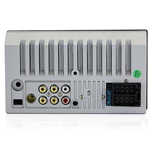 SPEEDTON 7 Stereo MP5/MP4/MP3 Radio Car Support Carmer Remote
