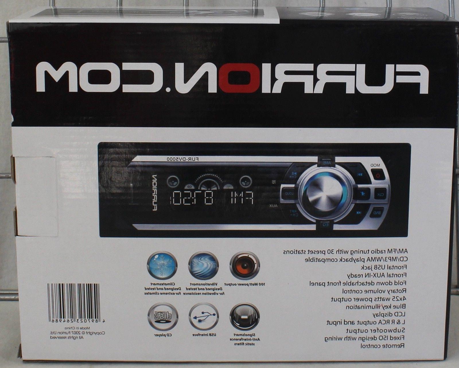 NEW Car InDash Player Detachable
