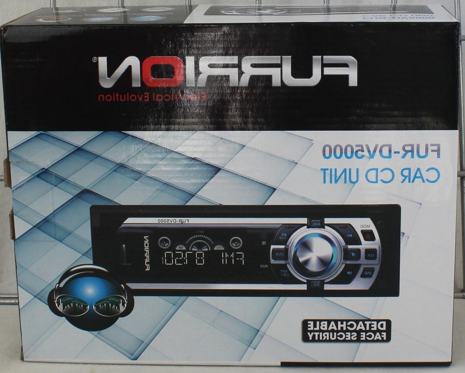 NEW Car Stereo InDash SD CD Detachable