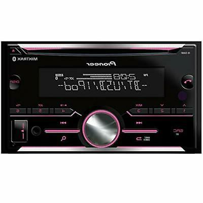 Pioneer FH-S500BT Double Bluetooth In-Dash Stereo