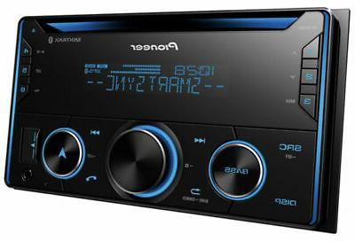 Pioneer Double SiriusXM CD/USB Car In-Dash