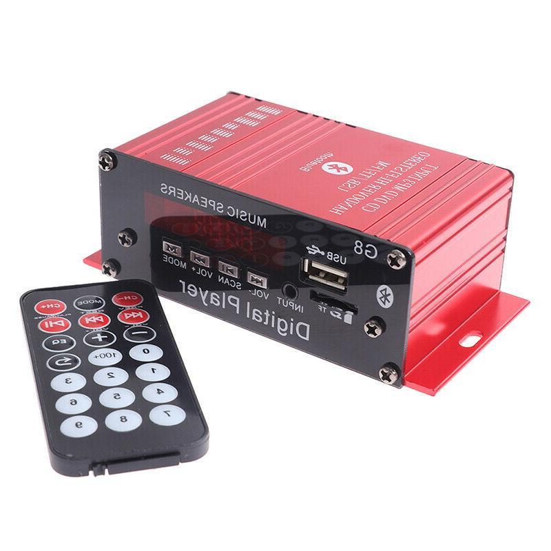 G8 4 Digital Power Amplifier F