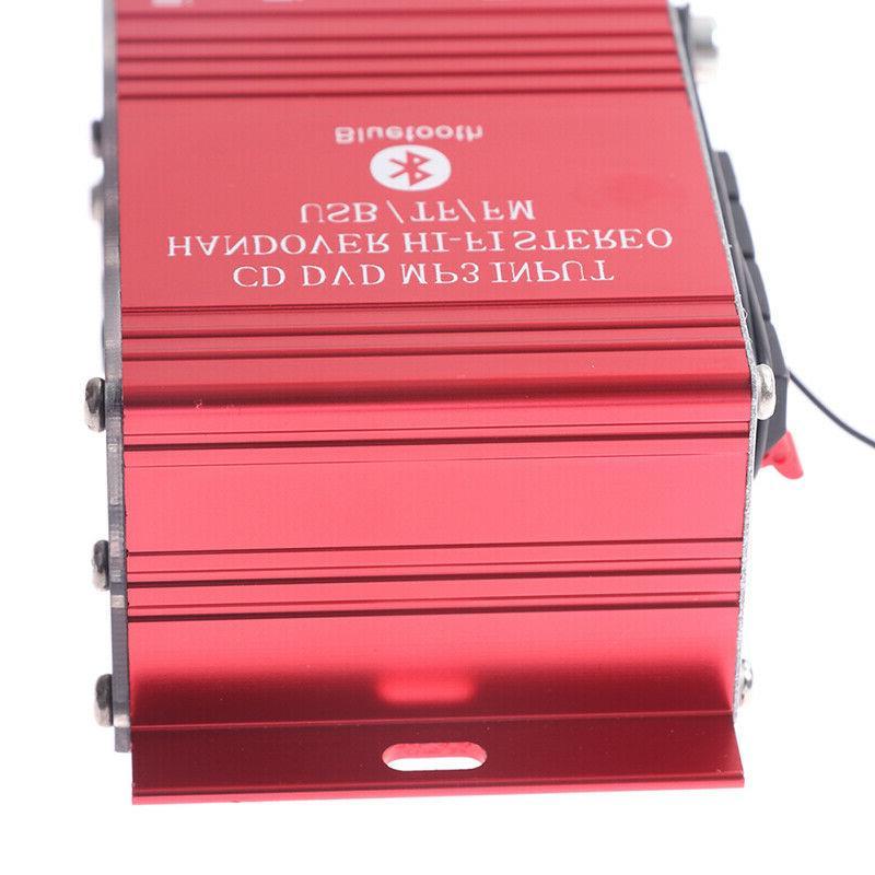 G8 Car 4 Channel Digital Amplifier bluetooth F TBO