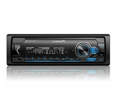 PIONEER MVH-S310BT BLUETOOTH IN-DASH AM/FM DIGITAL MEDIA CAR