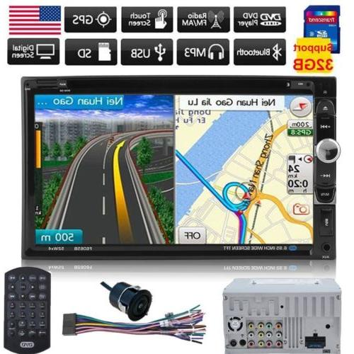 hd 7 in dash double 2 din