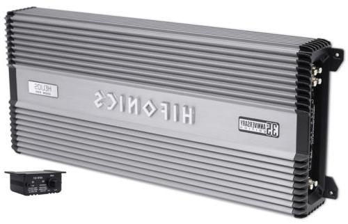 Hifonics Helios 2400 Watt 4-Channel 2-Ohm Car Stereo Amplifi