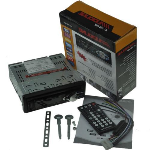 Single 1 Din Radio USB/AUX/TF In-dash