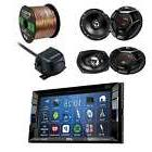 "JVC KWV140BT Car Stereo Receiver w/Rearview Camera, 6.5"" SPK"