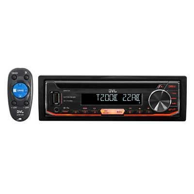 JVC DIN In-Dash 3.5 Car Stereo CD