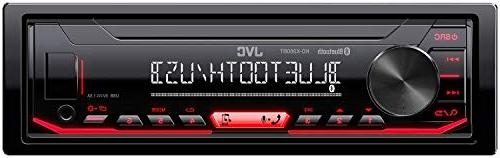 JVC Receiver Pandora/iHeartRadio / 13-Band EQ