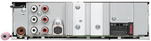 JVC 1-Din Digital USB/iPhone/SiriusXM