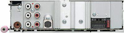 JVC KD-X370BTS Car Digital Bluetooth, USB, Alexa