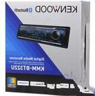 Kenwood KMM-BT322U 1-DIN Bluetooth SiriusXM Ready Digital Me