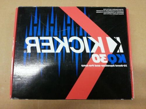 kq30 car audio premium equalizer 30 band