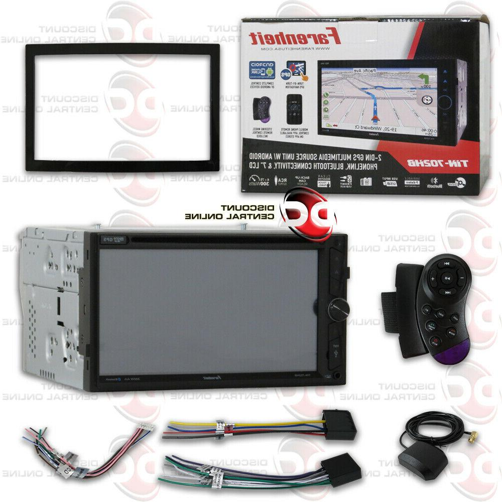 JVC KW-R930BTS Double Din In-Dash CD/MP3/USB/Bluetooth/Pando