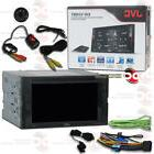 "JVC KW-V240BT CAR 6.2"" LCD DVD CD USB BLUETOOTH STEREO FREE"