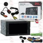 "JVC KW-V240BT CAR 6.2"" LCD DVD CD USB BLUETOOTH STEREO FREE"
