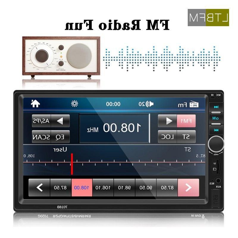 LTBFM <font><b>Din</b></font> <font><b>Car</b></font> <font><b>Car</b></font> <font><b>Stereo</b></font> Autoradio <font><b>Car</b></font> Player USB