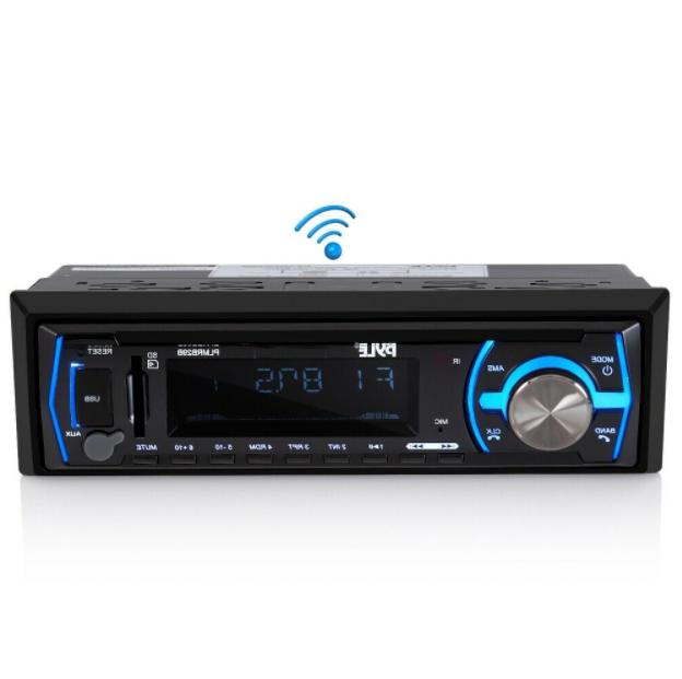 MARINE BOAT BLUETOOTH CAR TRUCK STEREO RADIO AM/FM RECEIVER