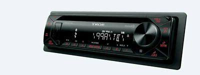 Sony MEX-N4300BT Bluetooth Front USB