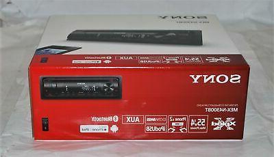 Sony MEX-N4300BT Bluetooth Front USB Car Stereo NEW
