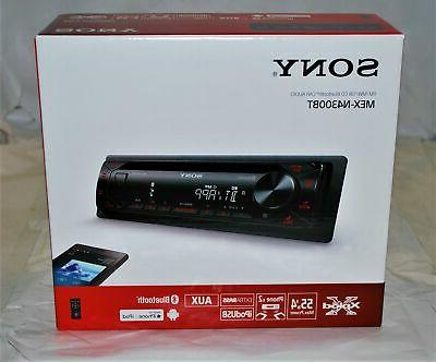 mex n4300bt bluetooth front usb aux cd