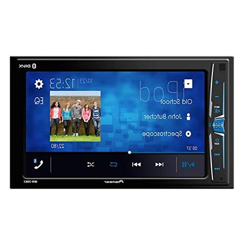 Pioneer MVH-200EX Bluetooth in-Dash Digital Media Car