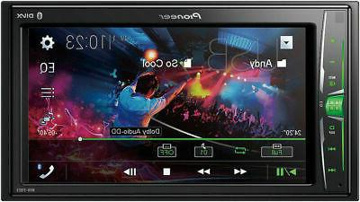 "Pioneer MVH-210EX 6.2"" Car Multimedia"