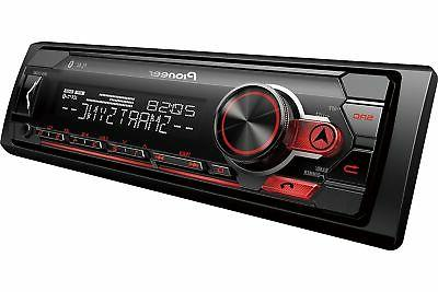 Pioneer MVH-S310BT Car Stereo Digital Media Receiver with Bluetooth Aux