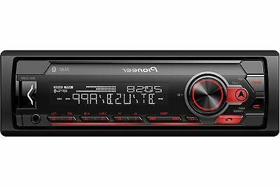 mvh s310bt car stereo digital media receiver