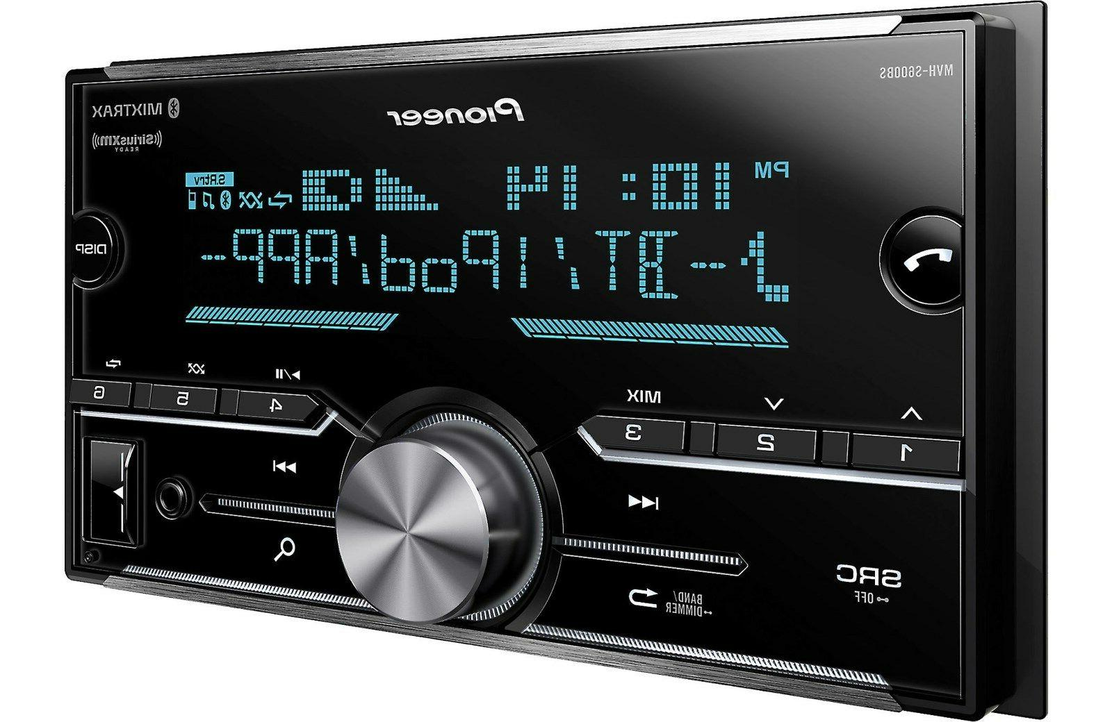 NEW MVH-S600BS DIN MP3/WMA Digital Player