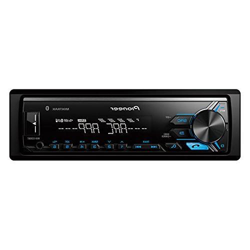 mvh x390bt vehicle media receiver