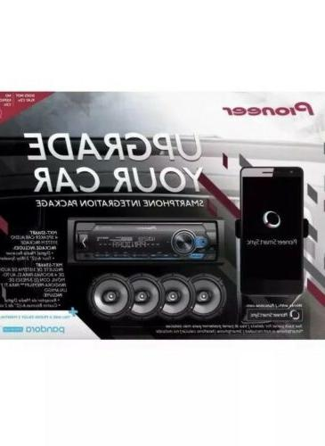 NEW PIONEER MXT-S3166BT Speaker Bundle