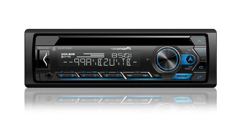 NEW DEH-S4200BT Single 1 DIN MP3 AUX