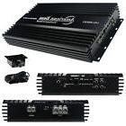 NEW AMERICAN BASS HD2500 MONOBLOCK 2500 WATT CAR AUDIO AMPLI