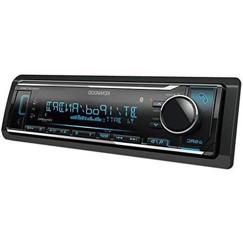 NEW KENWOOD CAR USB BLUETOOTH AUX-IN W/ REMOTE APP