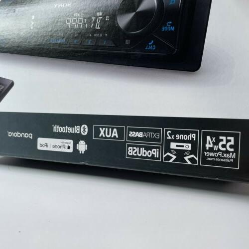 New MEX-N4300BT AM/FM Stereo