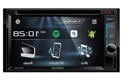 Open Box DDX374BT Receiver Bluetooth USB