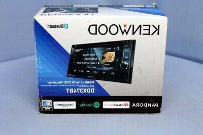 open ddx374bt dvd multimedia receiver