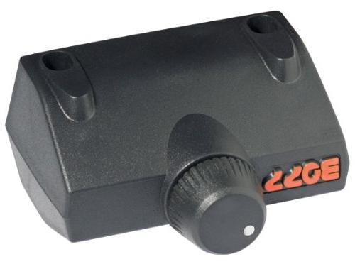 BOSS Audio 1600 2 2/4 MOSFET Amplifier Remote Subwoofer