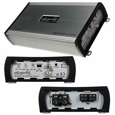 AMERICAN BASS V2 2500W D Stereo 1