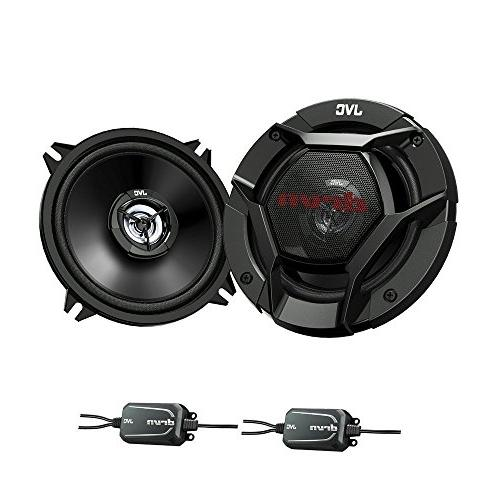 Pioneer Car CD MP3 Player, Front 2-Way Audio Speaker High Factory Upgrade - Package