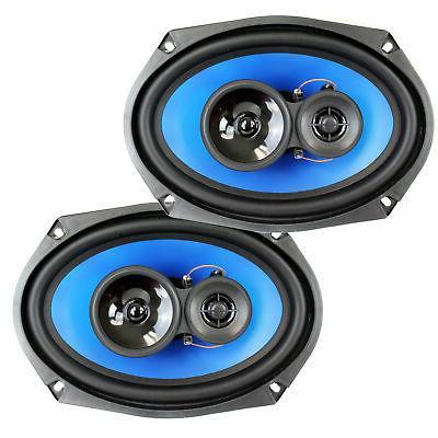 QPOWER QP693 Qpower 6x9 3-way speaker 500W