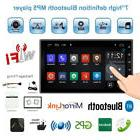 "Quad Core Android 8.0 7"" 2 DIN Car GPS Bluetooth Stereo Radi"