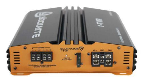 Rockville RVT-1 1000 2 Amplifier+Memphis Amp