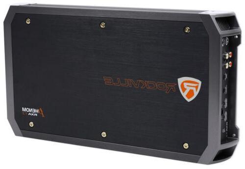 rxa t2 peak rms amplifier
